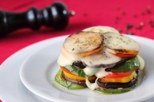 Menú diario vegetariano